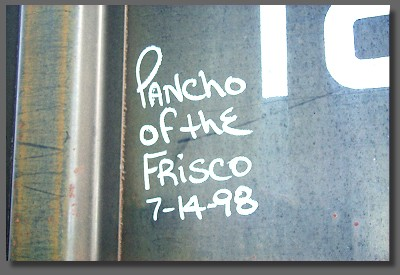 Pancho of the Frisco