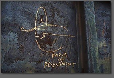 harm of resentment