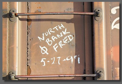 North Bank Fred