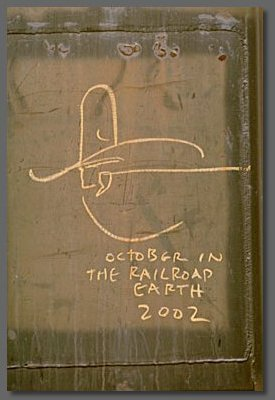 october in the railroad earth 2002