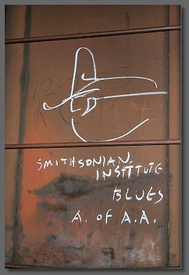 smithsonian institute blues, a. of a.a.