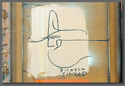 picasso jinxed
