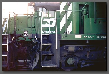 Burlington Northern GP20